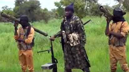 Vanguard, shekau new video