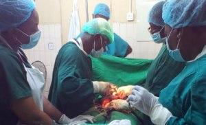 Soyuznik performs free fibroids, goitre, hernia, other surgeries in Lagos