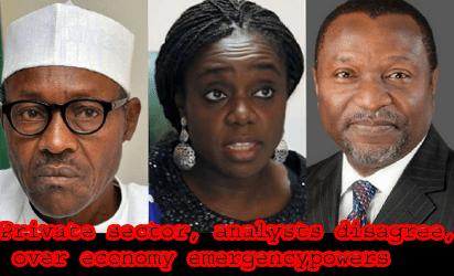 Buhari, Adeosun and Udoma