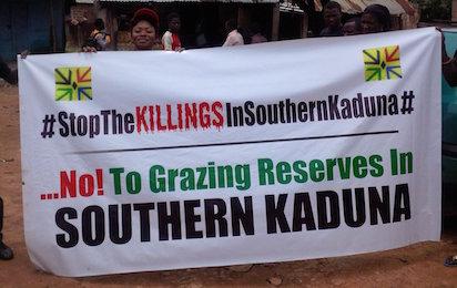 Kaduna protest