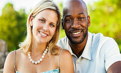 Interracial dating african