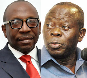 Ize-Iyamu, Oshiomhole, with their ilk, are expired political forces, will face defeat on sept. 19 – Osagie