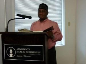 •Dr AbdGaniy Enahoro