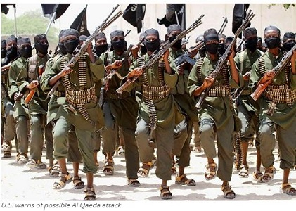 Al-Qaeda penetrating North-west, US alerts Nigeria
