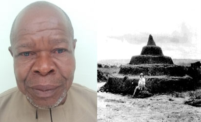 Ozoani and the Pyramid