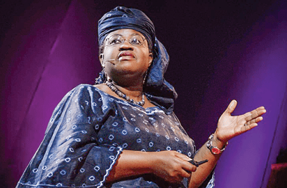 WTO: FG moves to counter US position on Okonjo-Iweala