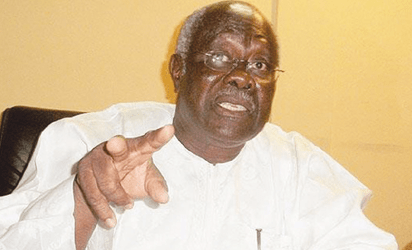 Bode George tasks South-West PDP caretaker c'ttee on unity