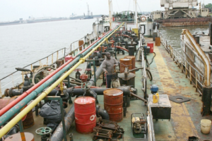 Nigeria loses $1.35b (N481b) to oil theft — NEC