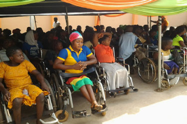 Image result for ONDO PWDs call for implementation of Disability Right Act