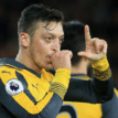 Chinese TV pulls Arsenal match after Ozil's comments on Muslims treatment
