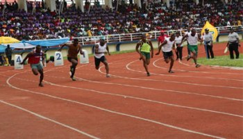 Image result for Asaba 2018 AAC: Nigerians count medal potentials with one finger