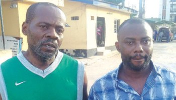 How we succeed in stealing phones, laptops, cameras from event centres —Suspects