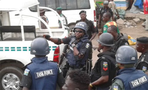 Task force officials 'beat' man to death in Rivers