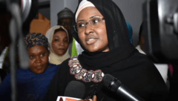 Image result for Kwara promises to support Aisha Buhari's Future Assured Project