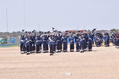 NAF commissions 114 medics, as President Buhari demands absolute loyalty to Nigeria
