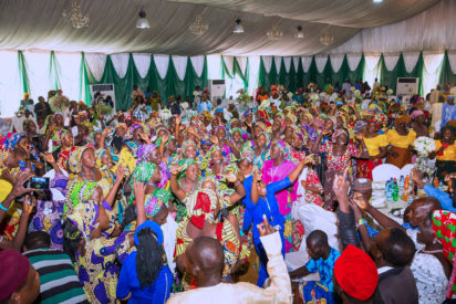 Chibok community accuses FG of stalling educational pursuits of rescued girls
