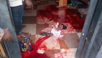 Ozubulu Massacre Drug War Spills Into Anambra Church 35 Killed