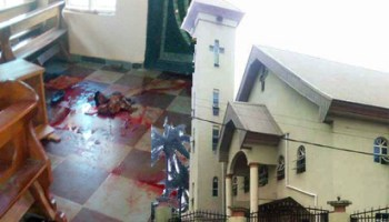 Image result for Police unveil suspects behind Ozubulu church killings