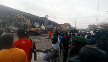 Owerri market demolition: It was a joint operation — Army PRO