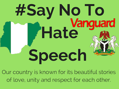 HATE SPEECH: Inside the bill that wants reckless Nigerians to die