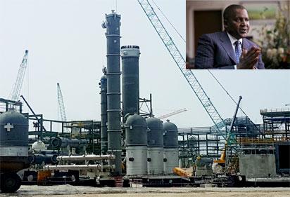 Dangote refinery will not reduce price of petrol
