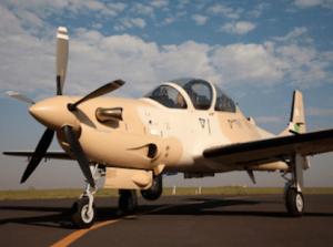 Tucano jets