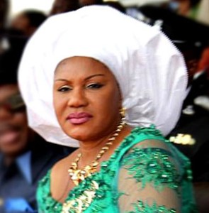 Gov Obiano's wife, Ebele, gets COVID-19 vaccine