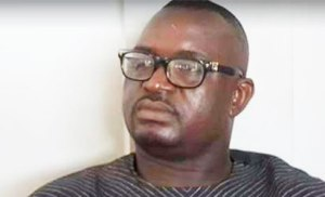 Chairman, Hostcom Ijaw Ethnic Nationality, Delta State, Comrade Kingsley Ikiere