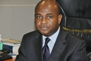 Moghalu, election