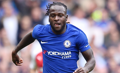 Chelsea's Victor Moses under fire recent poor showing