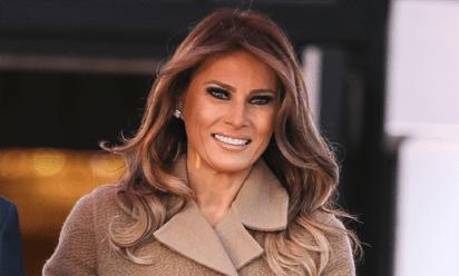 Melania Trump condemns Capitol Hill attack