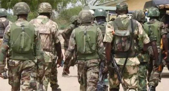 Two Nigerian soldiers killed in jihadist attack