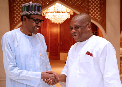 Orji Kalu: Jail more corrupt Politicians, Ex-Govs, Ohanaeze youth tells Buhari