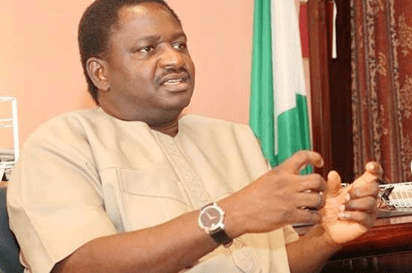 Lessons I've learnt working for President Muhammadu Buhari- Femi Adesina
