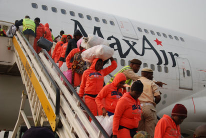 Libya, NEMA, Nigerians