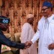 Breaking: Buhari, Tinubu, Oshiomhole in closed-door meeting