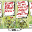 Resolving budget deficit issues