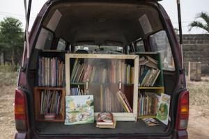 Okpe Union (North America) Donates books to Schools