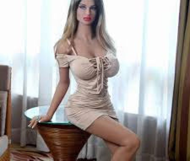 This Is How Sex Doll Looks Like