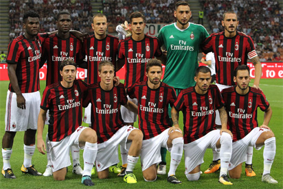 AC Milan take third from Inter with narrow win over Sassuolo ... 7ce8924c6747