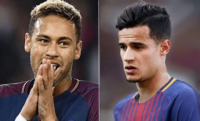 Coutinho hopes for Neymar reunion
