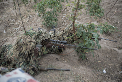 Photos: Nigerian Special Forces Unit during military