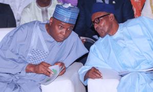 Saraki tells Buhari