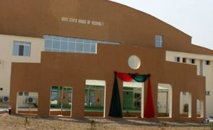 Ekiti Assembly suspends PDP Lawmaker for 6 weeks over alleged misconduct