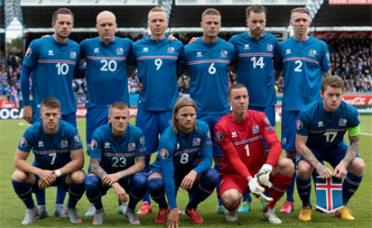 033149e74 FIFA World Cup (19 Days to go) : Team Profile – ICELAND - Vanguard News