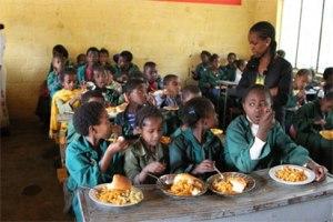 Jigawa, school feeding