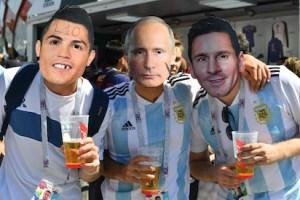 Argentina vs Croatia
