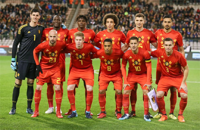 I feared for Belgium at 2-0 down, Hazard reveals 1