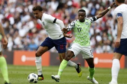 Nigeria vs England