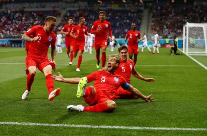 Kane spurred on by England's World Cup class of '66